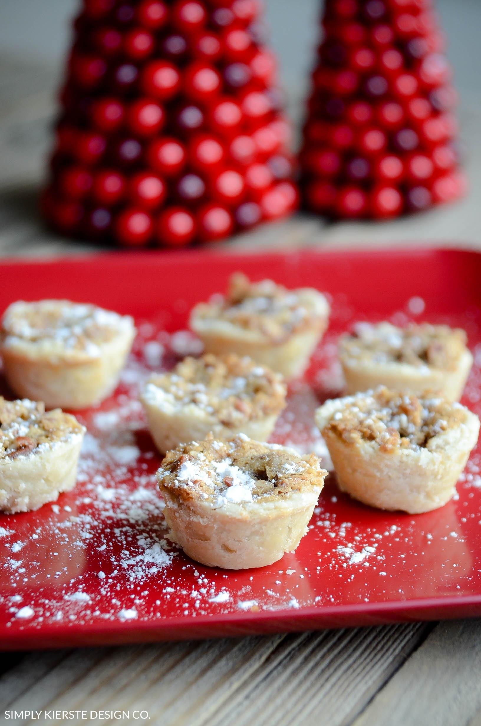 Pecan Tassies Cookie Recipe