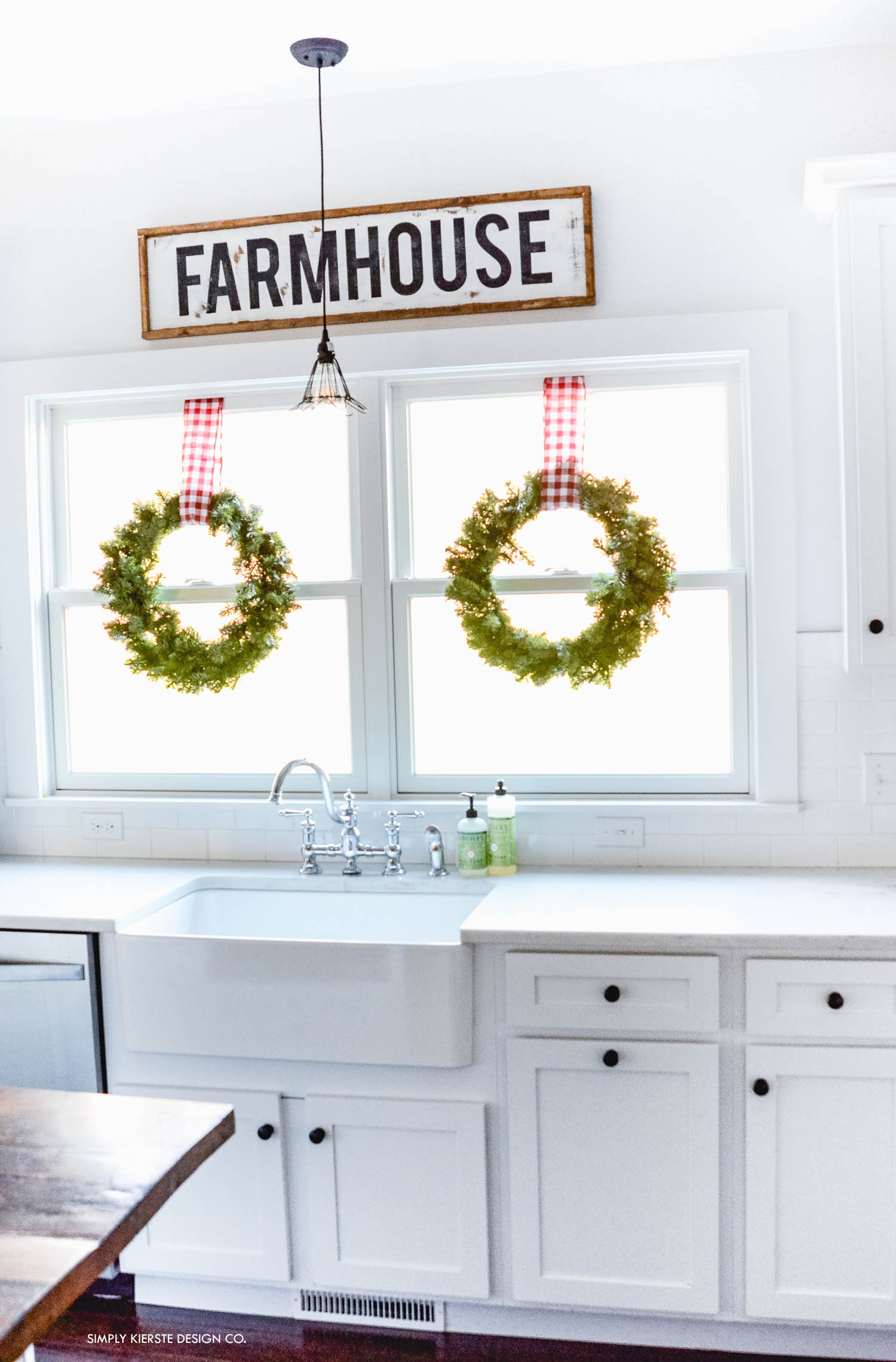Old Salt Farm Christmas Home Tour 2017 - Simply Kierste Design Co.