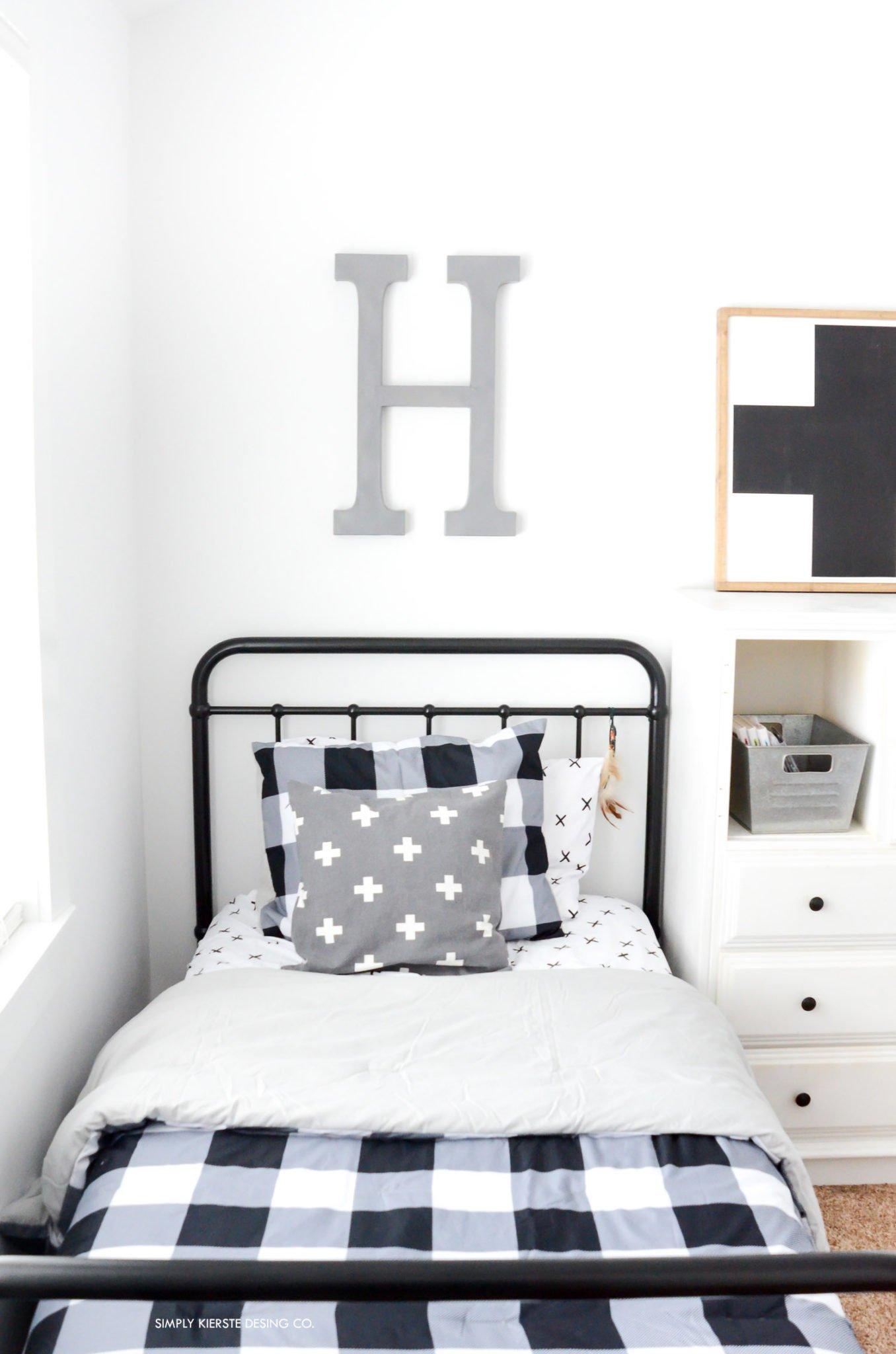 Bedroom Basket Bin