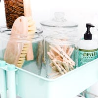Cleaning Closet Makeover | Organization Ideas | simplykierste.com #cleaningcloset #cleaningtips #cleaningorganization #organizationideas