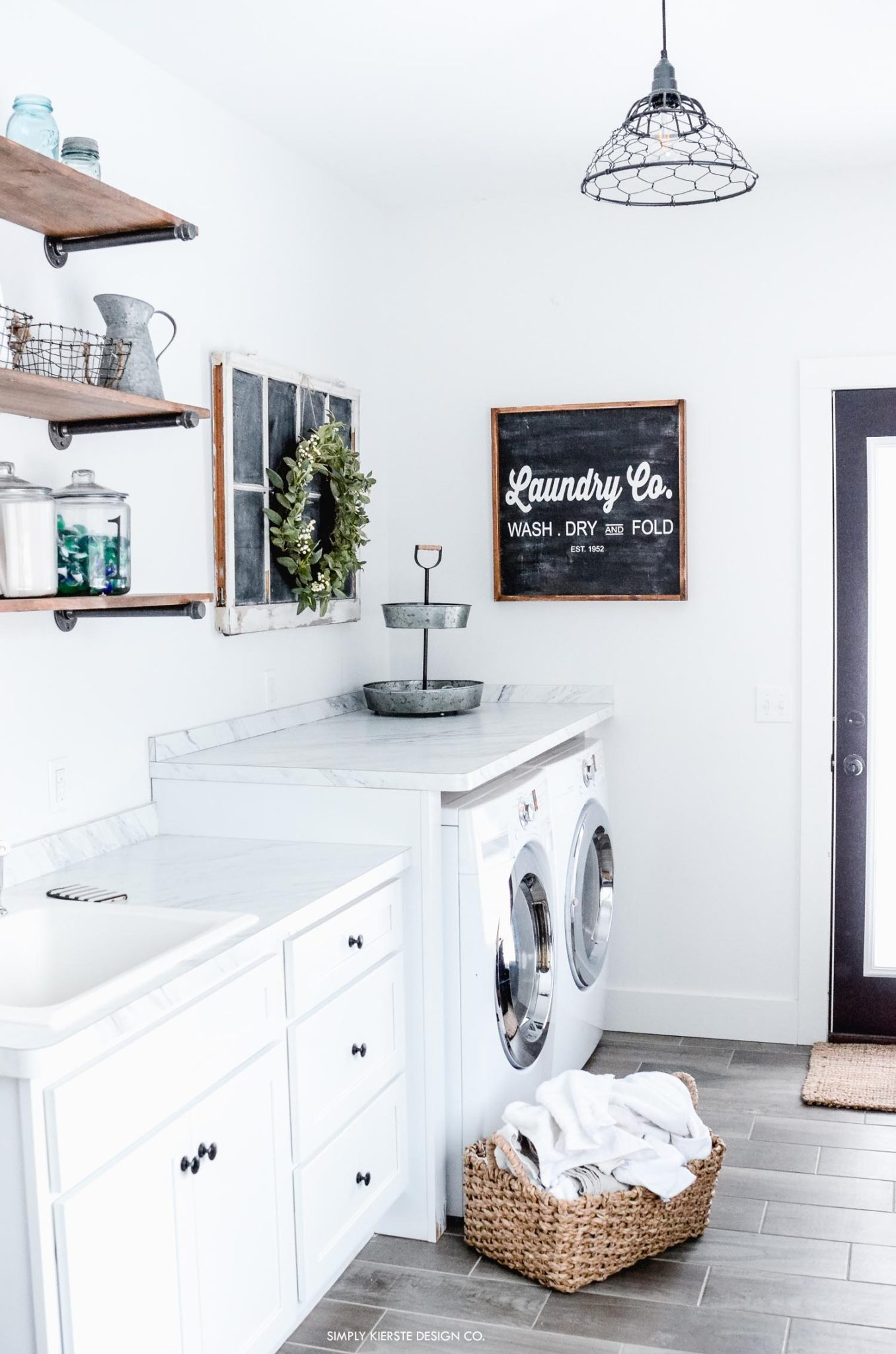 A Laundry Routine That WORKS…For Every Size Family!