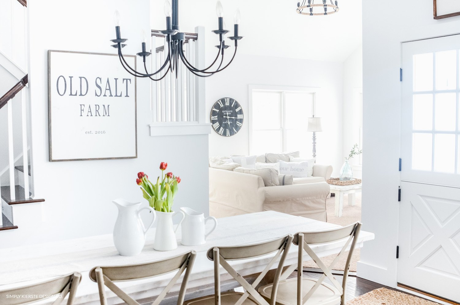 Favorite Farmhouse Clocks and Where to Buy Them!