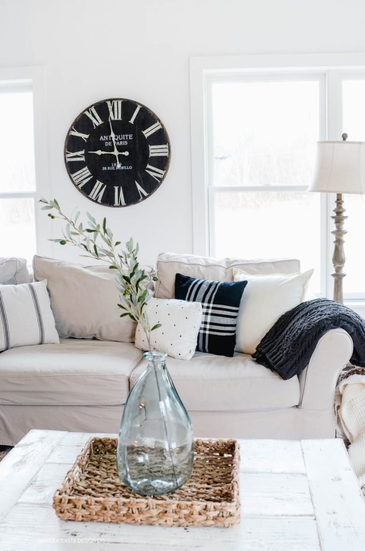 Winter at Old Salt Farm | Winter Home Tour | Farmhouse Style