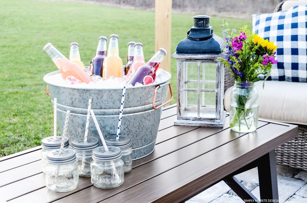 5 Tips for Easy Outdoor Entertaining