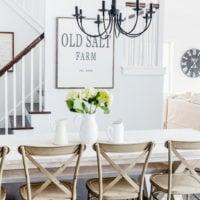 The Best White Paint Colors | Farmhouse White Paint Colors | Old Salt Farm