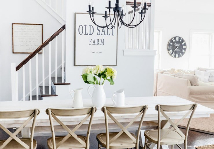 The Best White Paint Colors | Farmhouse White Paint Colors