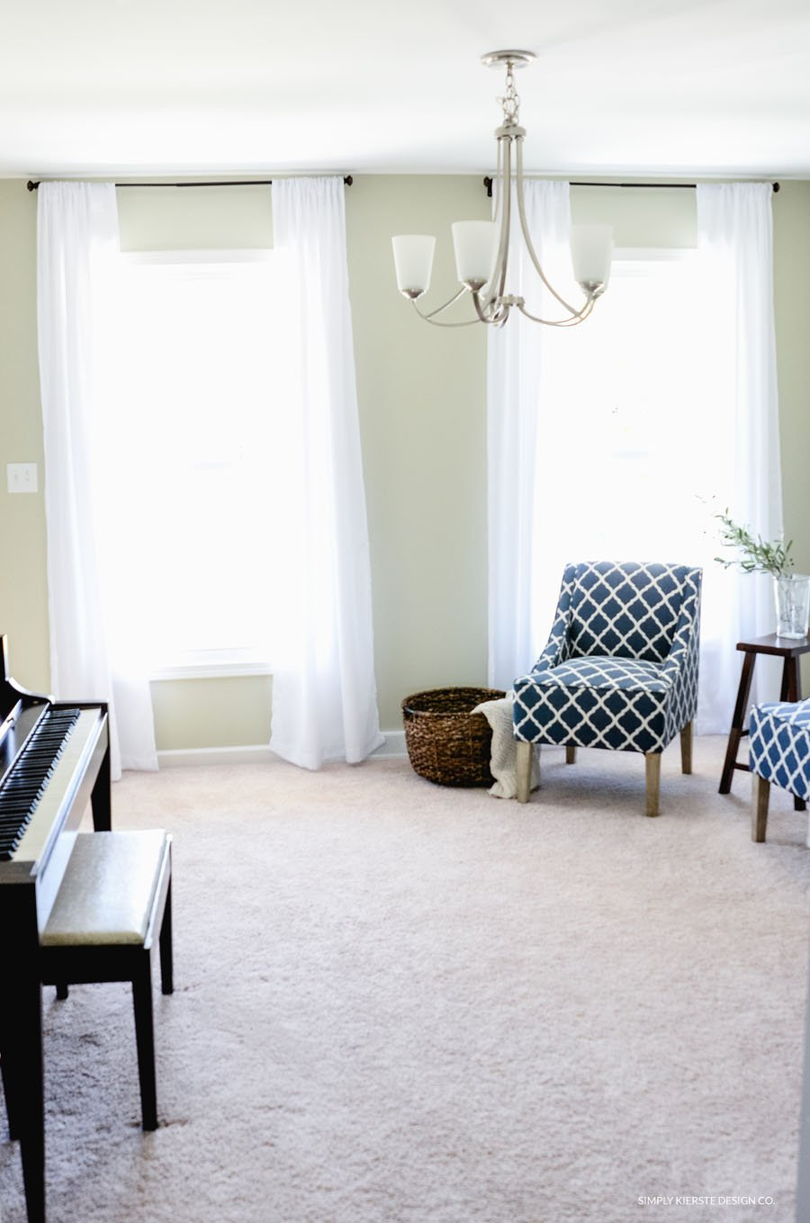 Budget-Friendly Living Room Makeover: Before & After