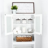 Bathroom Space Saving Storage Ideas