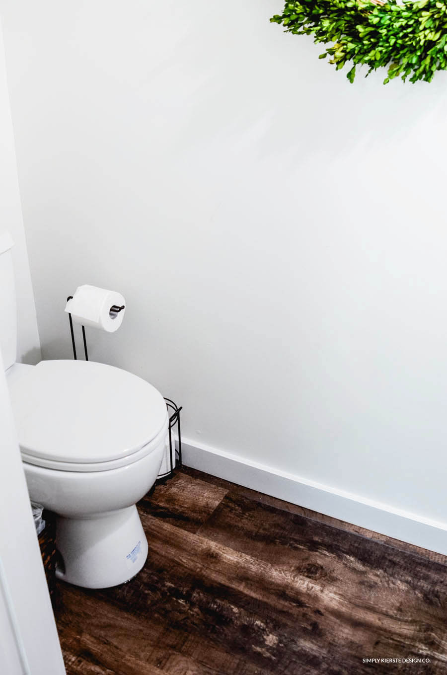 Bathroom Under the Stairs