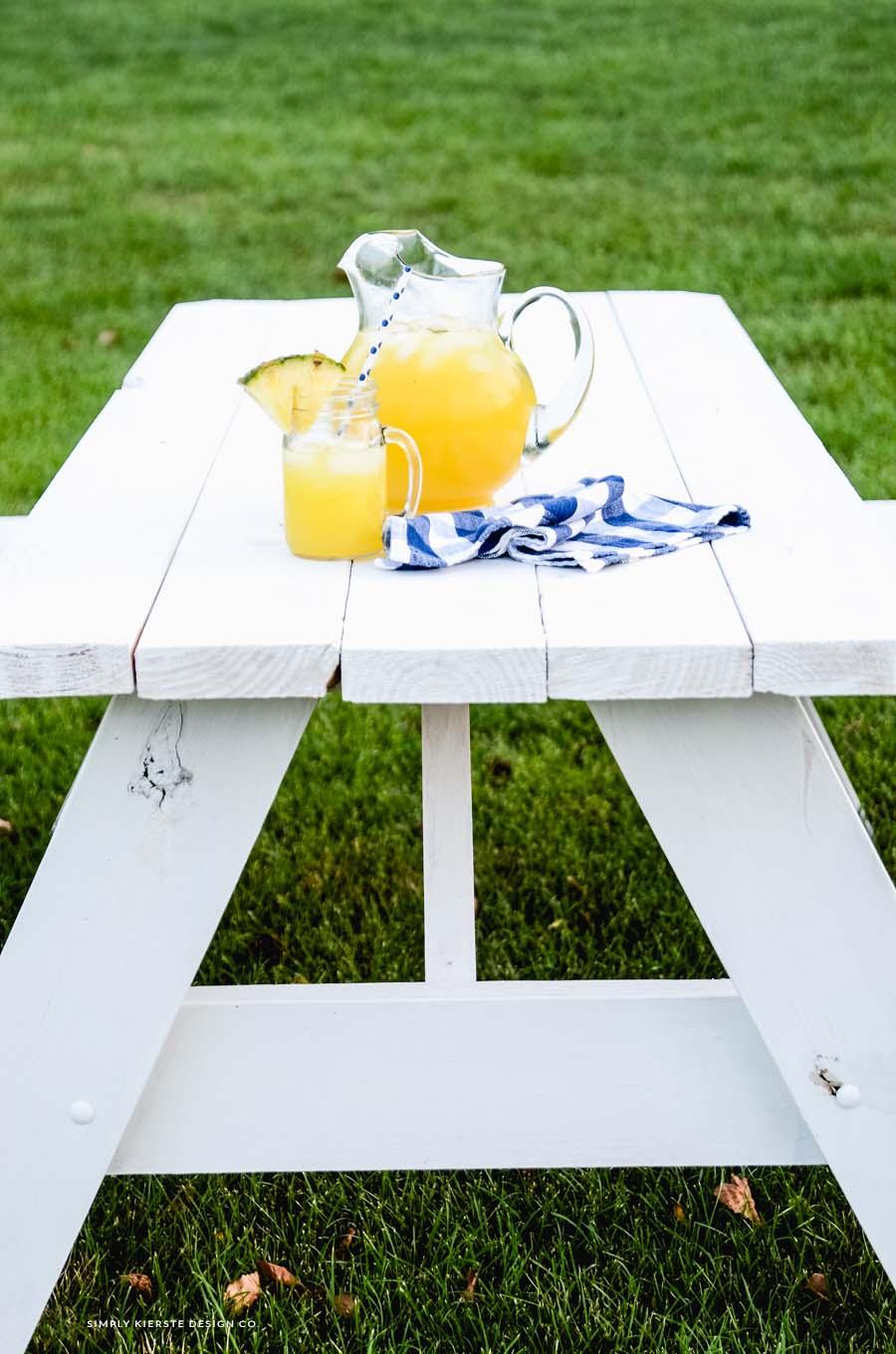 Pineapple Lemonade Recipe