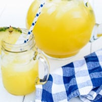 Pineapple Lemonade Recipe