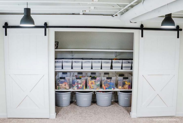 Playroom Organization: Favorite Storage Ideas