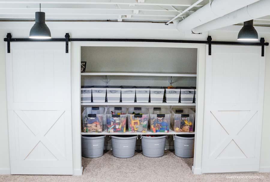 Playroom Organization: Favorite Storage Ideas