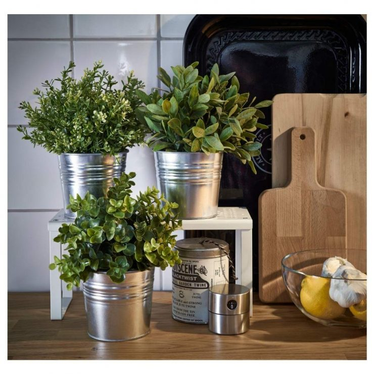The Best Farmhouse Faux Potted Plants