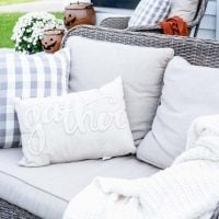 Fall Back Porch Ideas