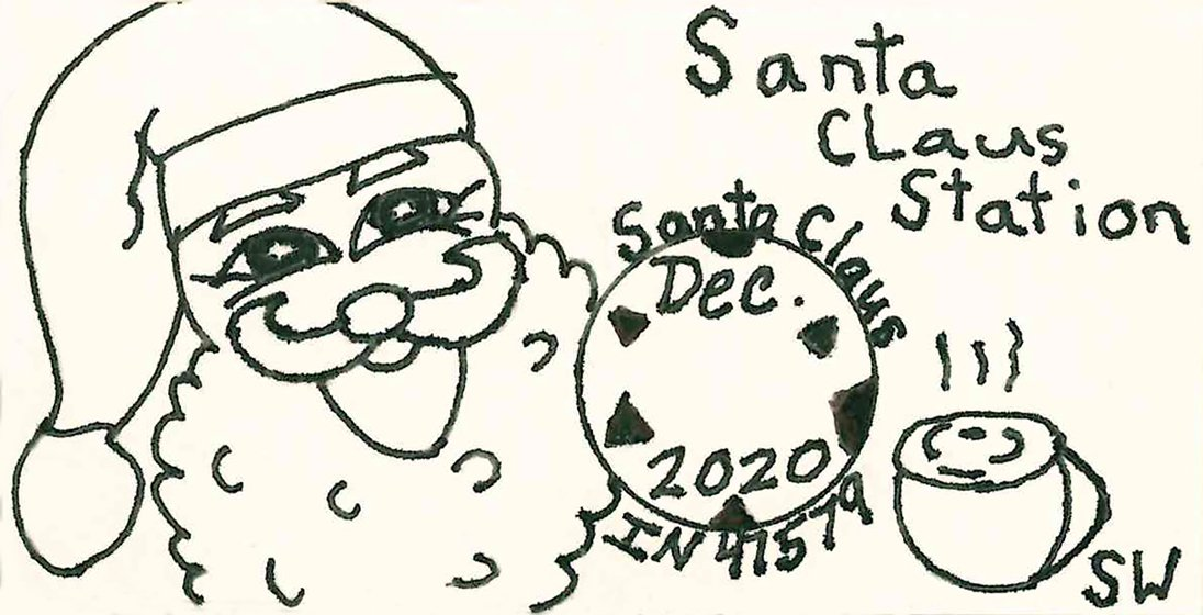 How to Get a Holiday Postmark on Your Christmas Cards