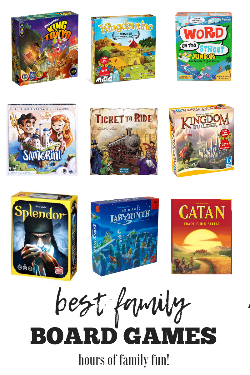 Best Family Board Games: Holiday Gift Guide