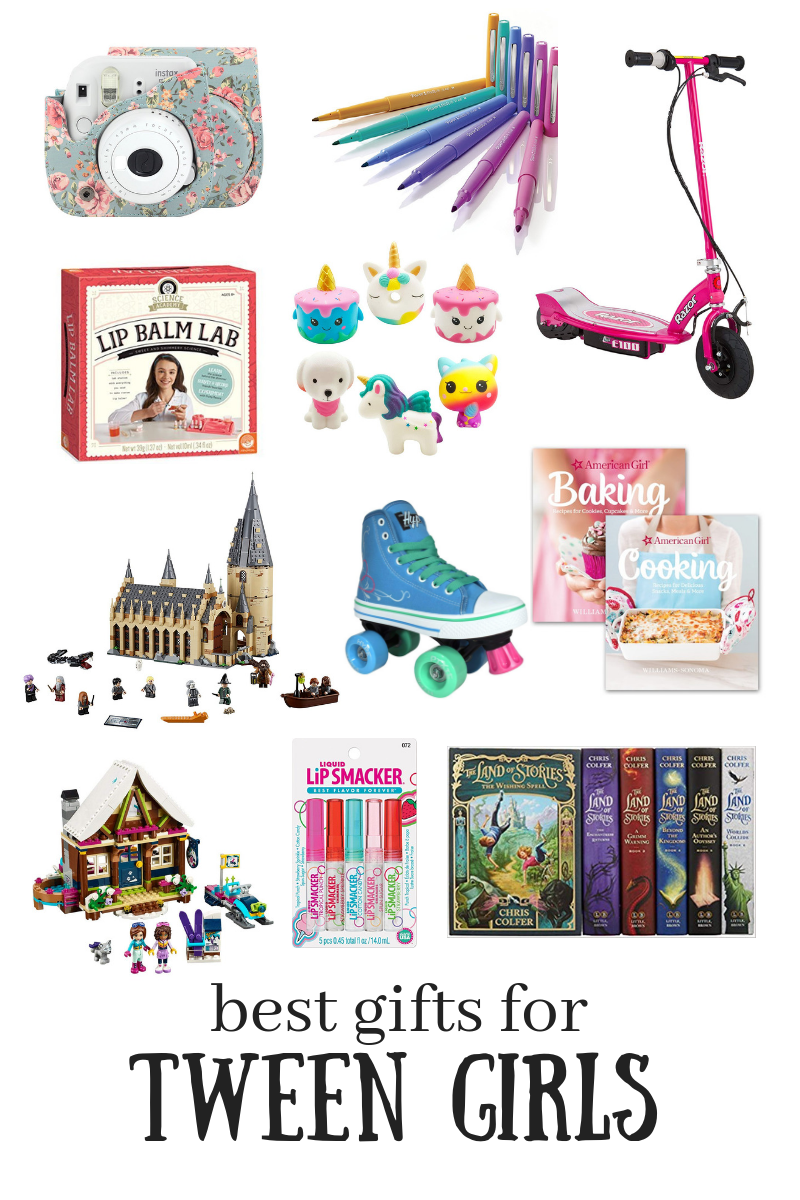 Best Gifts for Tween Girls:  Holiday Gift Guide