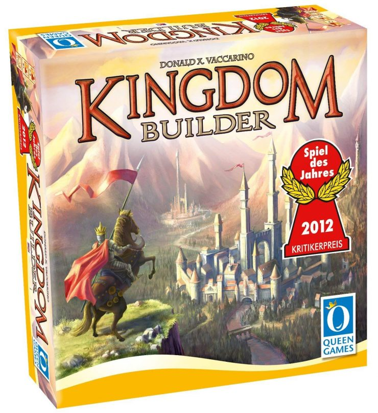 Kingdom Builder | Best Family Board Games