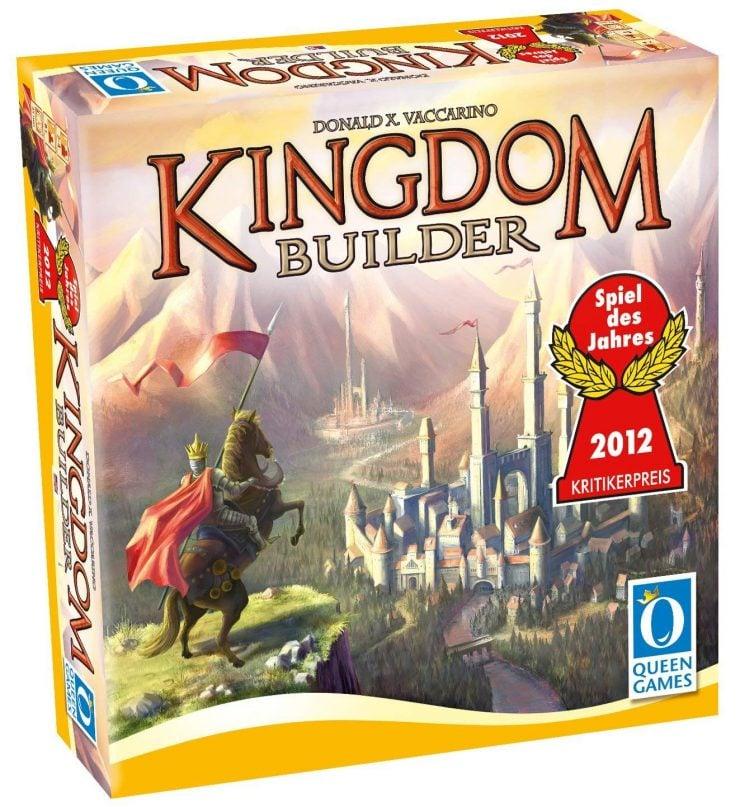 Kingdom Builder | Best Family Board Games