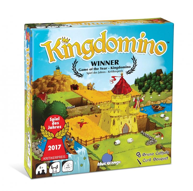 Kingdomino | Best Family Board Games