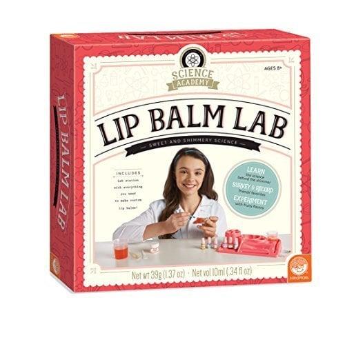 Lip Balm Lab   Best Gifts for Tween Girls