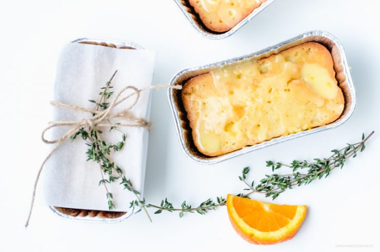 Glazed Orange Bread | simplykierste.com