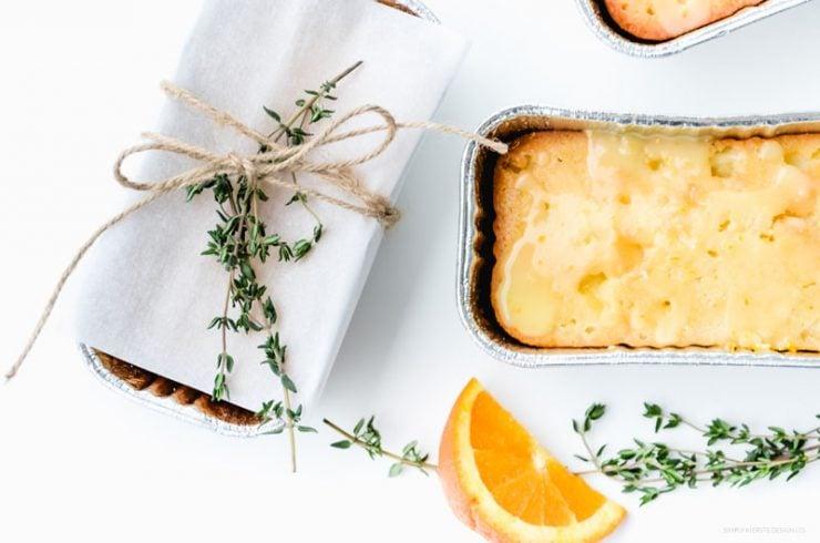 Glazed Orange Bread | simplykierste.com