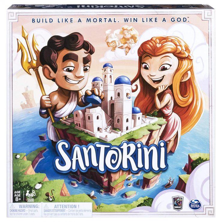 Santorini | Best Family Board Games