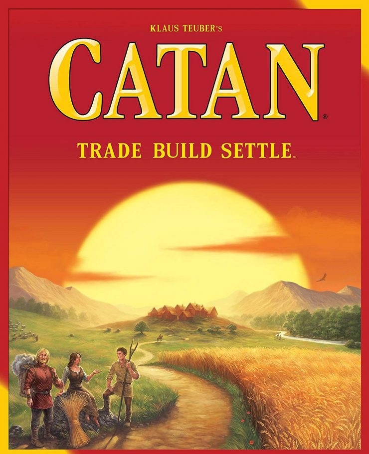 Settlers of Catan | Best Family Board Games