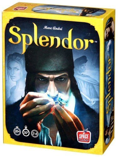 Splendor | Best Family Board Games