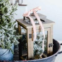 6 Budget Friendly Gift Ideas | Farmhouse Lantern
