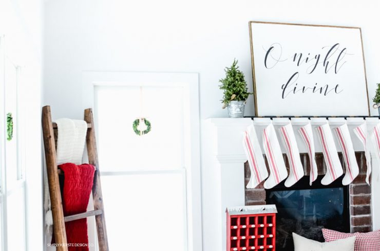 Old Salt Farm Christmas Home Tour | Farmhouse Christmas