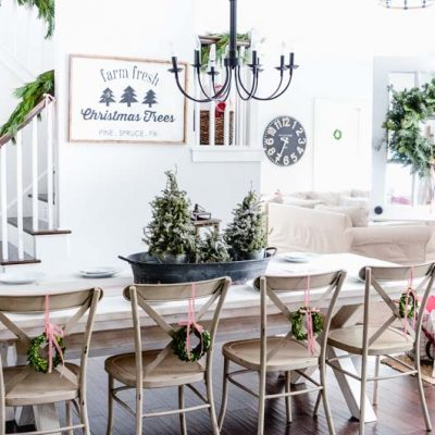 Old Salt Farm Christmas Home Tour 2018