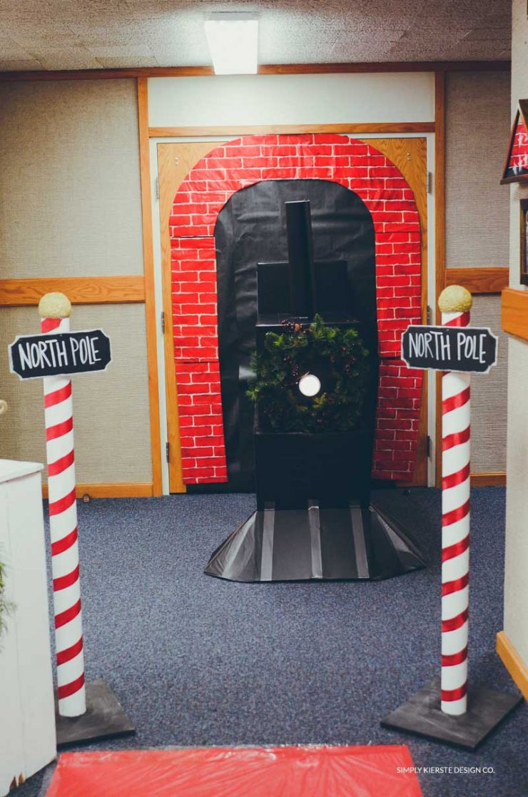 Polar Express Party | Ward Christmas Party
