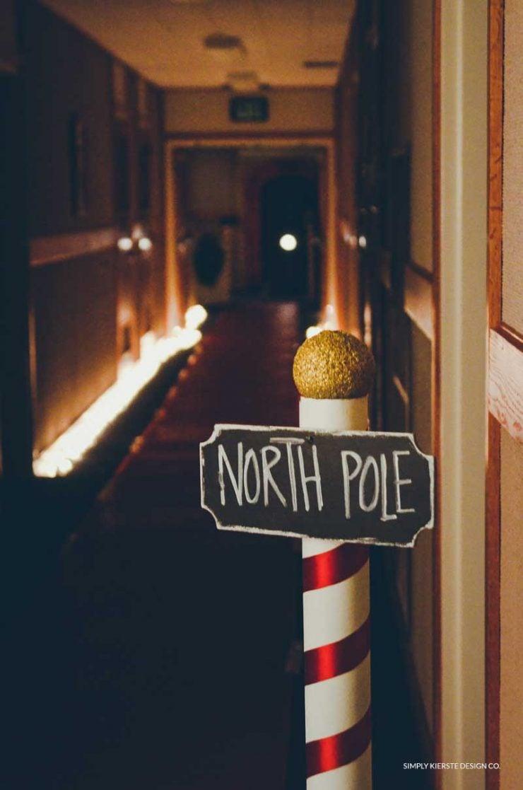 Polar Express Party | Ward Christmas Party