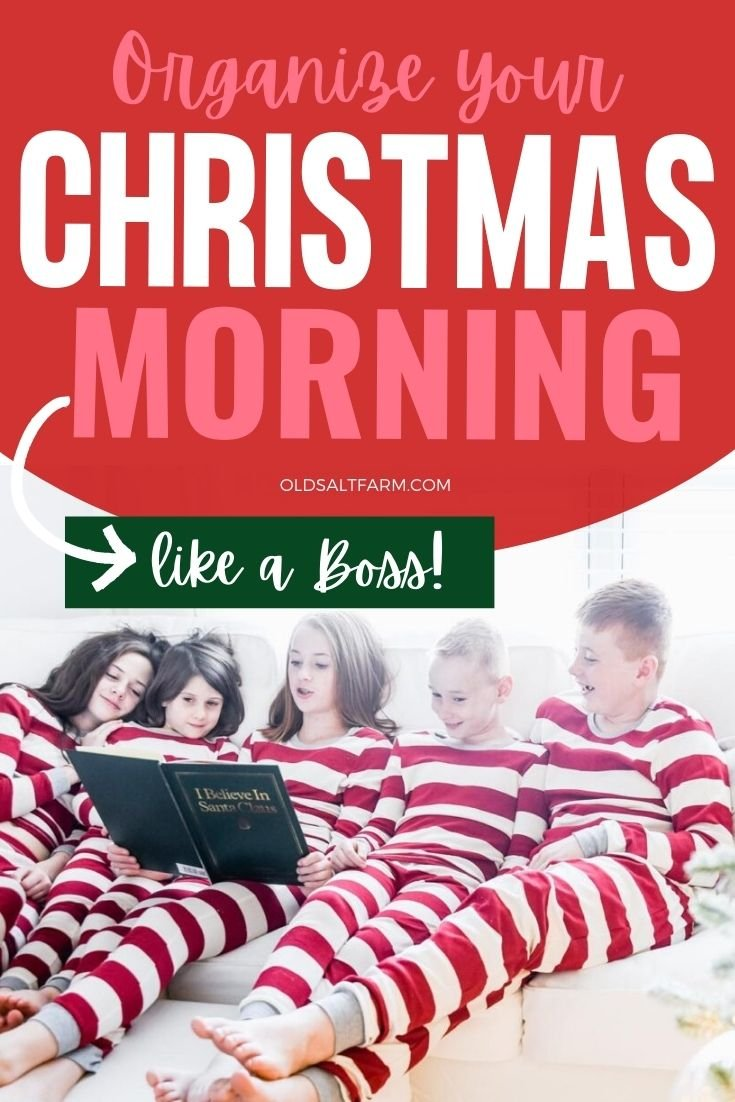 Tips for an Organized Christmas Morning