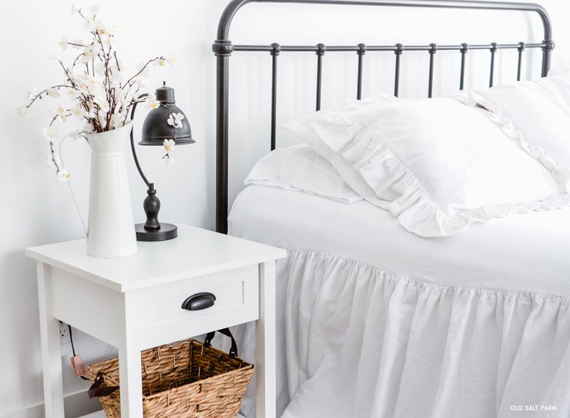 5 Tips For Better Sleep! (And My Favorite Bedding)