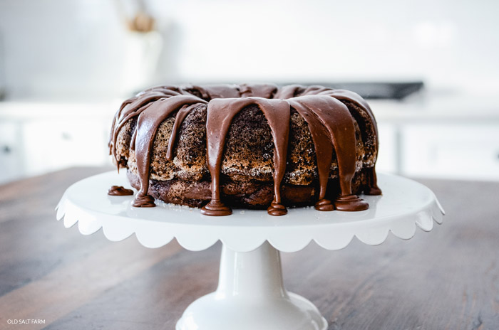 Easy Chocolate Bundt Cake Recipe