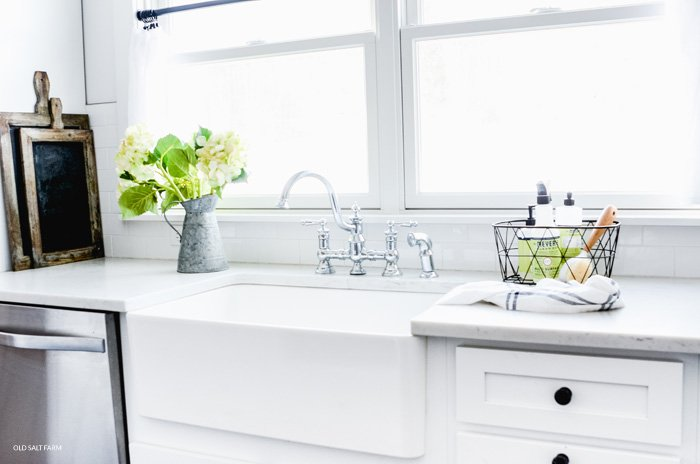 Farmhouse Sink Pros and Cons (Two Years Later) | Old Salt Farm