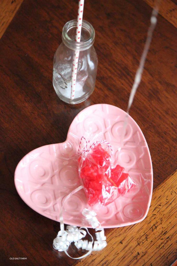 Valentine's Day Morning Ideas | Heart Balloons