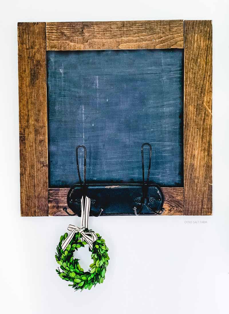Easy DIY Chalkboard