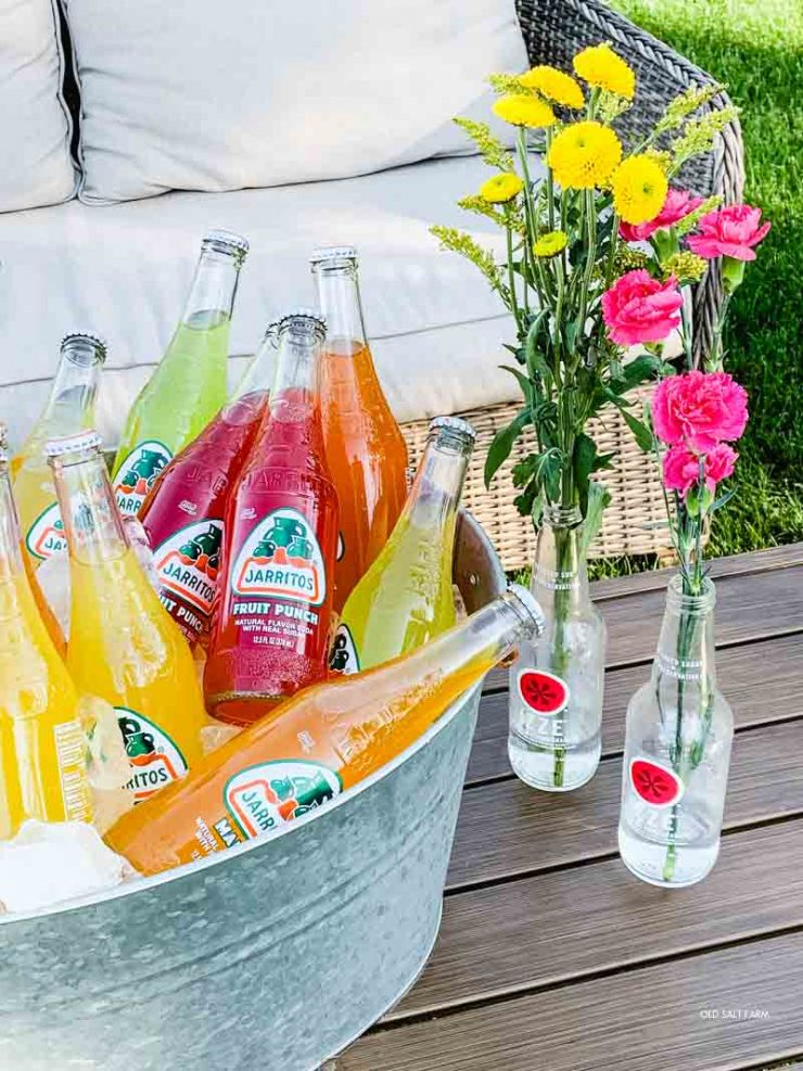 Mexican Soda Fiesta Party Ideas