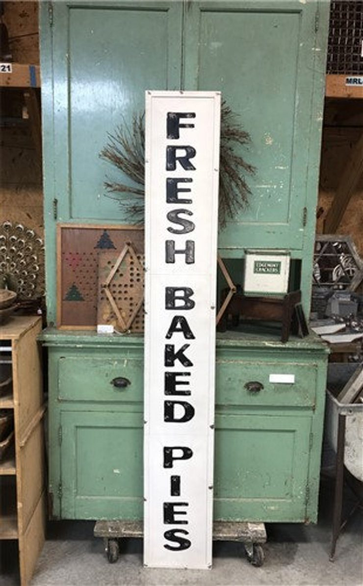 Fresh Baked Pies Farmhouse Signs
