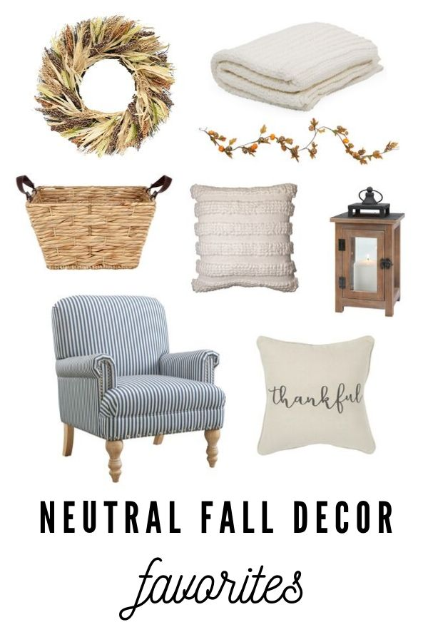 Swell Neutral Fall Decor Favorites Old Salt Farm Machost Co Dining Chair Design Ideas Machostcouk