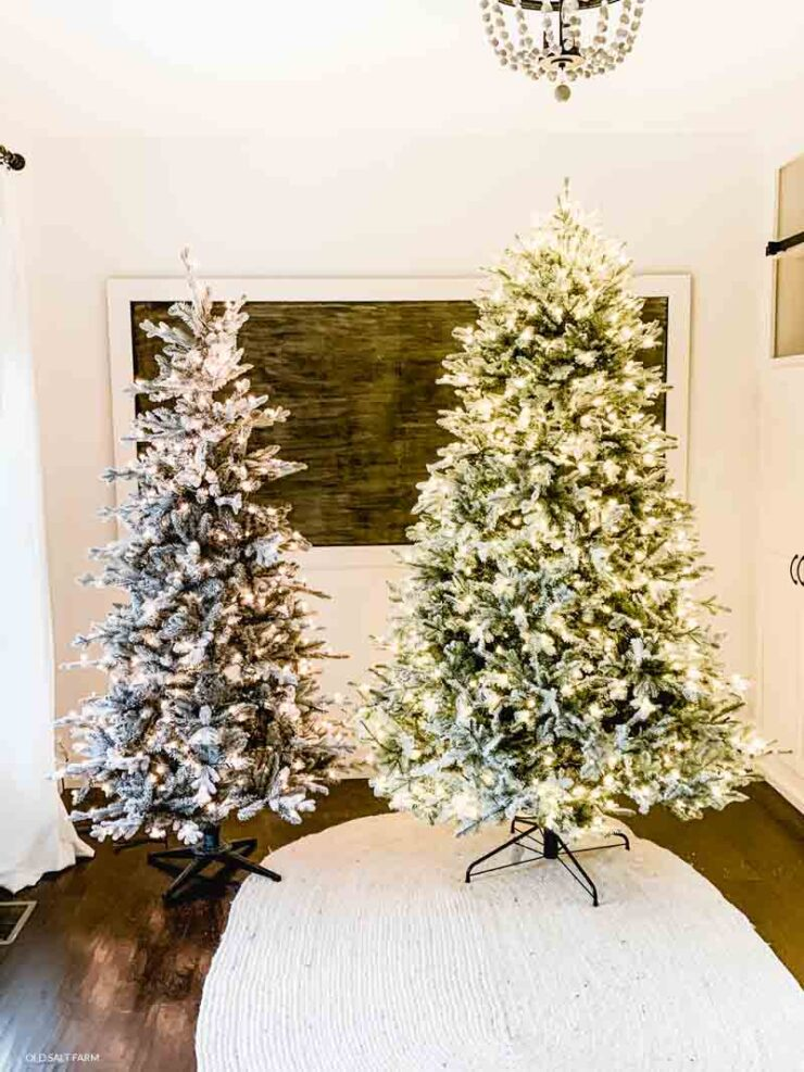 Balsam Hill Christmas Tree Review & Comparison | Old Salt Farm
