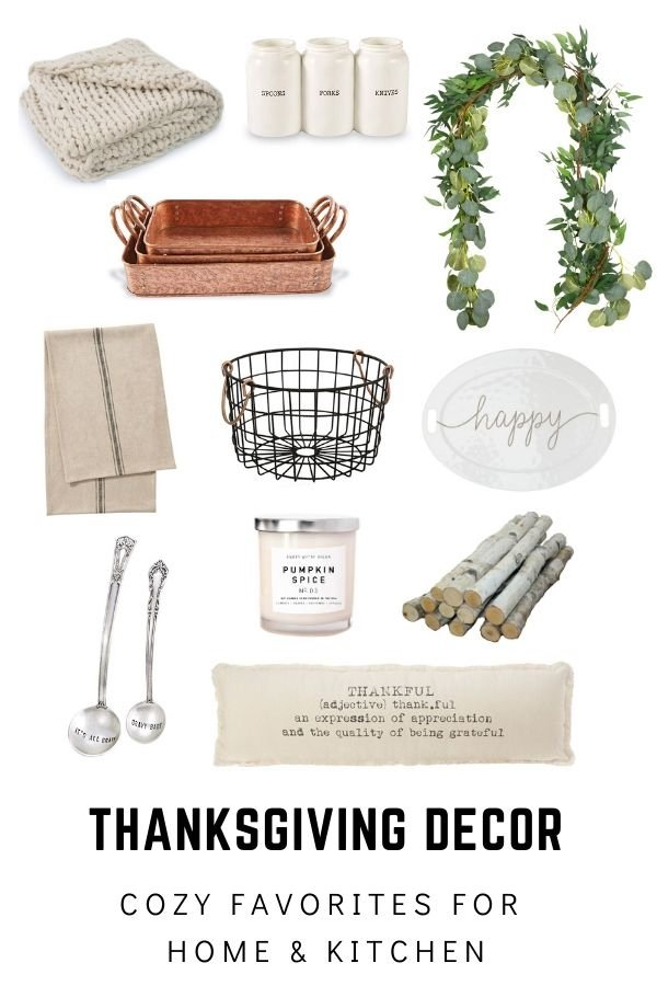 Cozy Thanksgiving Decor Farmhouse Favorites