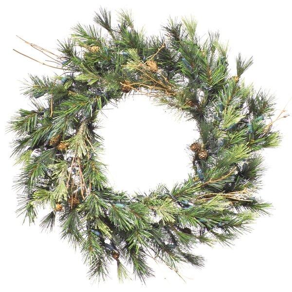 Mixed Pine Christmas Wreath