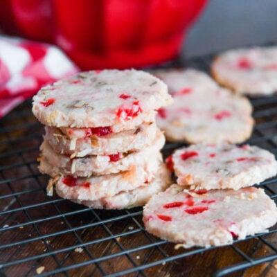 Santa's Whiskers Cookie Recipe | Christmas Cookies