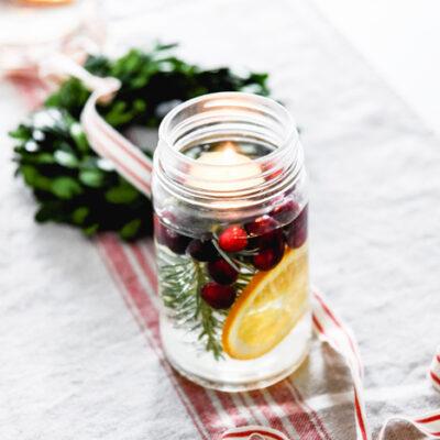 Christmas-Mason-Jar-Centerpieces